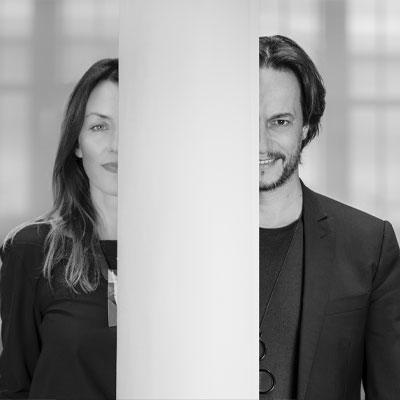 Marco Bonelli and Marijana Radovic